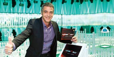 "Christian Clerici, ORF-Show ""Powerplay"" 2010/11"