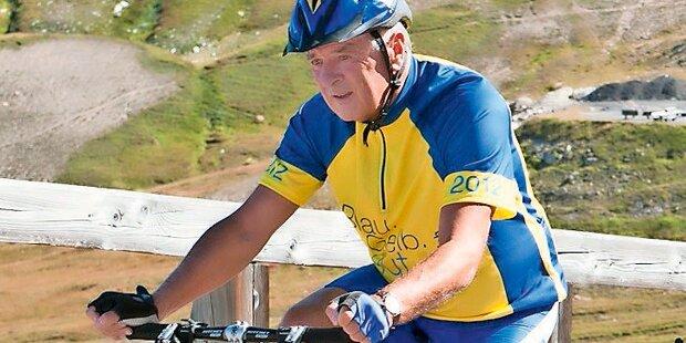 Pröll: 'Helm rettete mir das Leben'