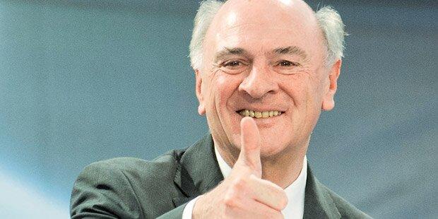 SP-Krise nach Pröll-Wahlsieg