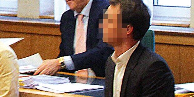 Prügel-Politiker schlug Ex: Haft