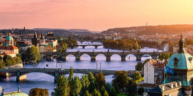 Vater-Sohn-Städtetrip nach Prag