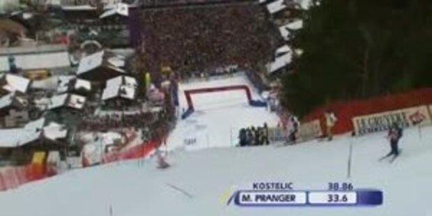 Slalom Adelboden, 1. DG, Manfred Pranger