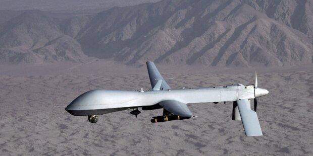 US-Drohne tötet 17 Hochzeitsgäste