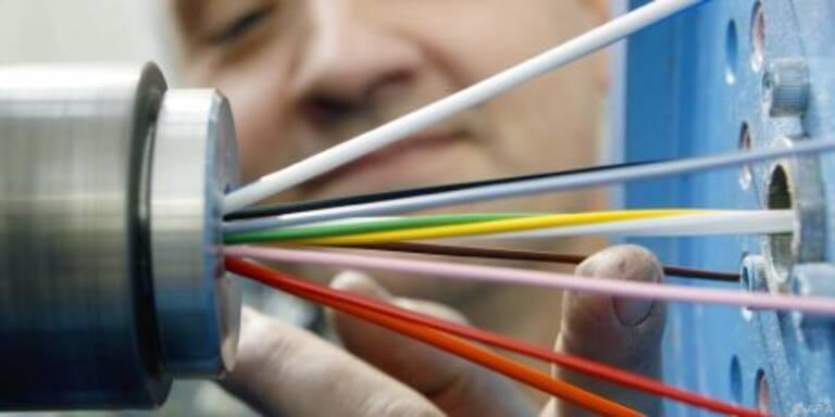 Preis für Pioniere der Glasfaser-Technologie