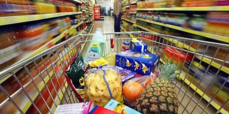 Preise für viele Lebensmittel gefallen