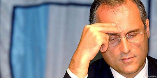 Lazio-Chef Lotito erhielt Morddrohungen