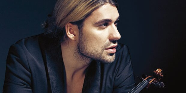 David Garrett spielt Antonio Vivaldi