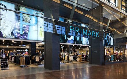 Primark: Neuer Store in der Plus City