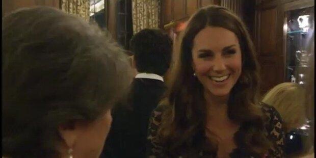 William und Kate: Endlich Baby-News?