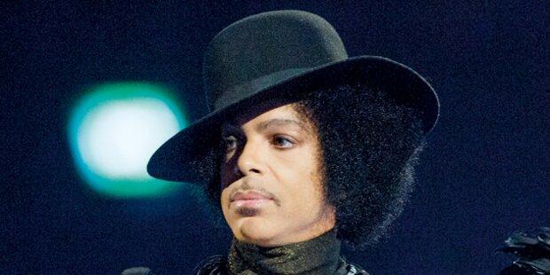 ÖSTERREICH holt Prince zu Spontan-Gig!