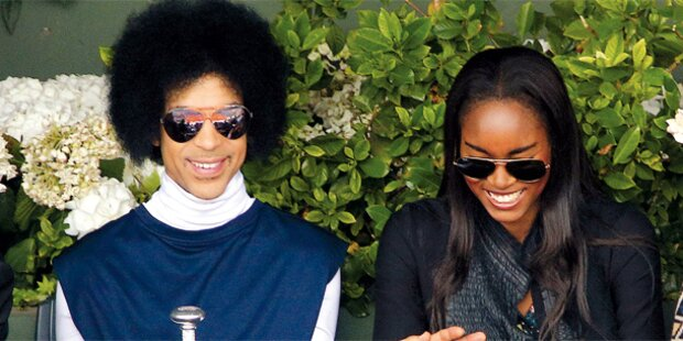 Prince verliebt in Wien