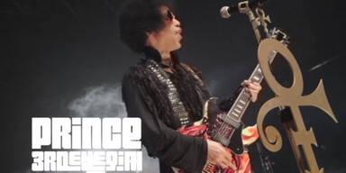 Prince Live in Wien