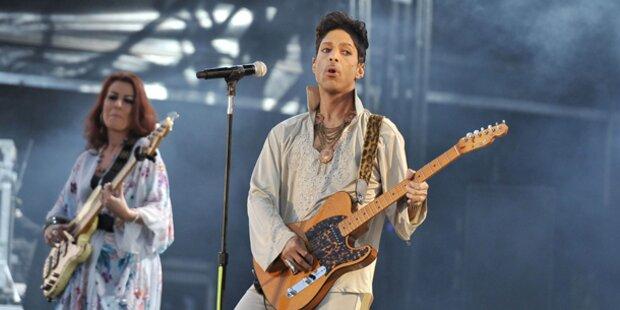 Musikwelt rätselt über neue Prince-Single