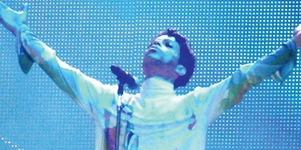 Prince: Heute zu 99% KEIN Clubgig!