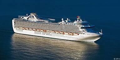 Princes Cruises nimmt Kurs auf Europa
