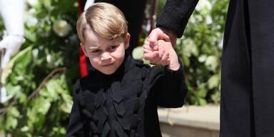 Prinz George Hochzeit