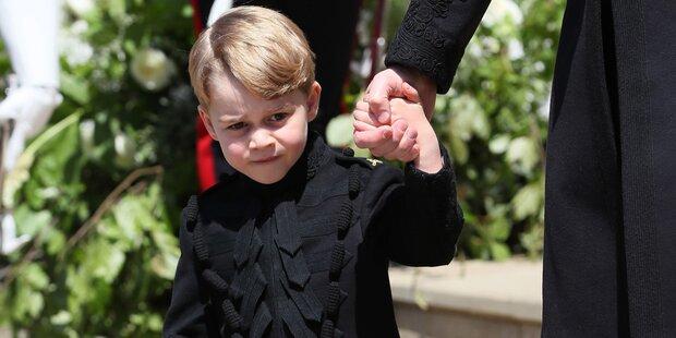 Prinz George: Anschlag auf sein Leben
