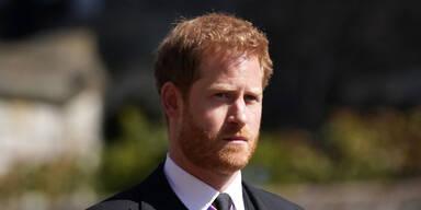 Prinz Harry will intime Details veröffentlichen