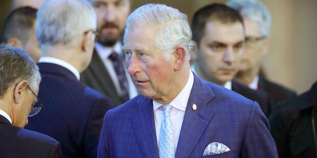 Prinz Charles warnt vor Plastik im Fisch