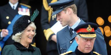 Prinz William macht offiziellen Auslandsbesuch