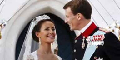 Prinz Joachim von Dänemark & Marie Chevallier