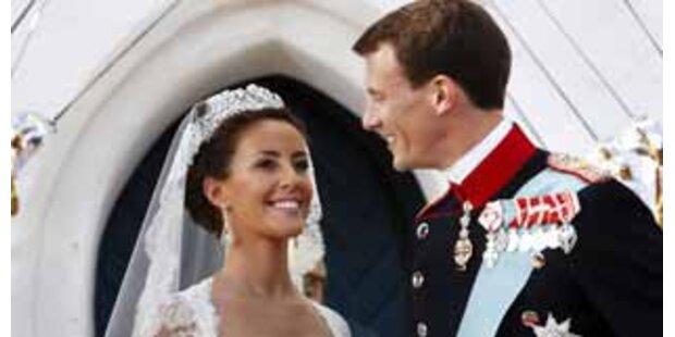 Dänen-Prinz Joachim hat zum zweiten Mal geheiratet
