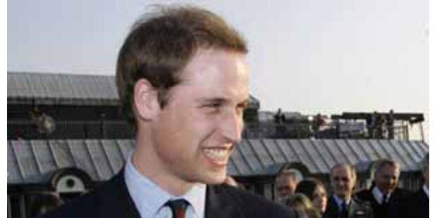 William in Salzburg: So feierte der englische Adel
