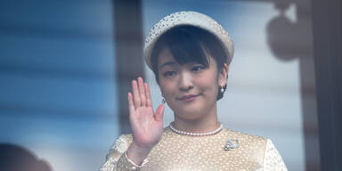 Japans Prinzessin Mako heiratet und verlässt Hof