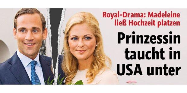 Prinzessin Madeleine taucht in USA unter