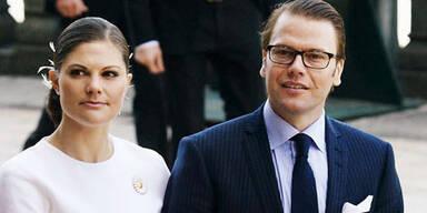 Prinzessin Victoria von Schweden, Daniel Westling