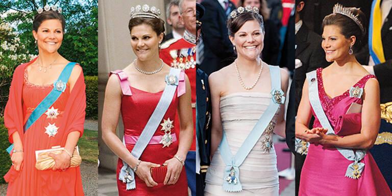 Victoria: Brautkleid vom Skandal-Designer