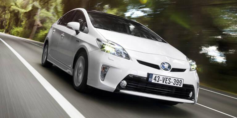 Hybrid-Autos erhalten Steuerzuckerl