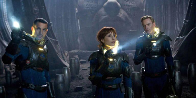 Prometheus: Ridley Scotts famose Sternenwelt