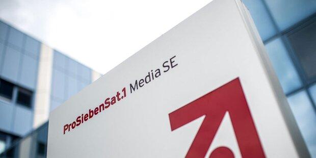 Werbemarkt bereitet ProSiebenSat.1 Probleme