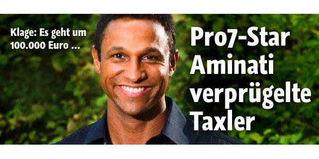 Pro7-Star verprügelte Taxler in Tirol