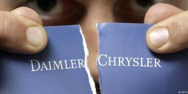 Probleme durch Beteiligung an Chrysler