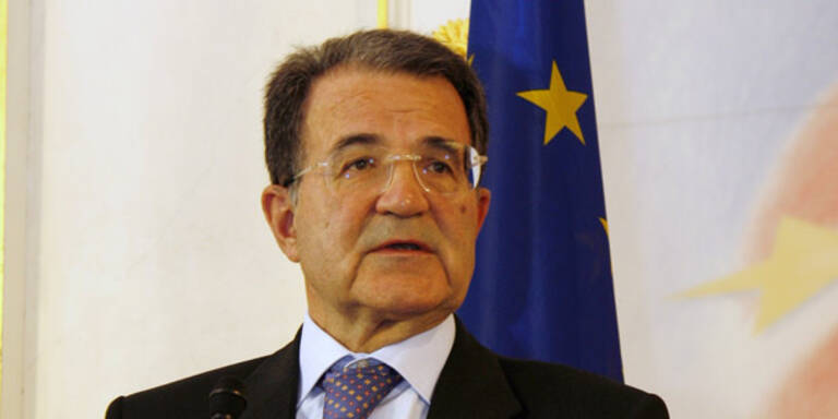 """Prodi: """"EU kann zu Ende gehen"""""""