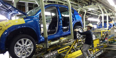 Enormer Boom: Mazda erhöht CX-5-Produktion