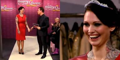 Promi Shopping Queen des Jahres Nina