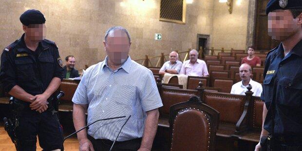 Ehefrau niedergestochen: Urteil ausgesetzt