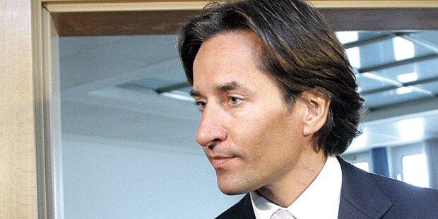 Grasser: Justiz war von Rummel überrascht