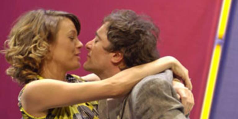 Elke Winkens und Alexander Pschill