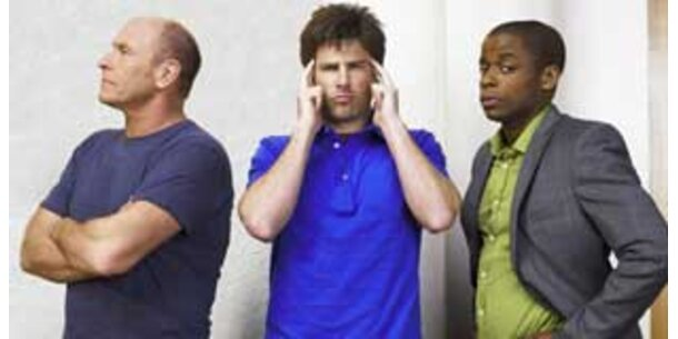 """Psych"" mixt Krimi mit Comedy-Spaß"