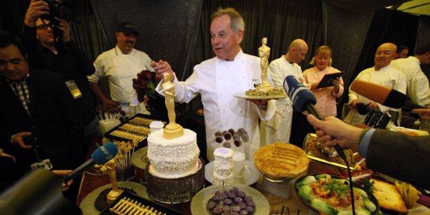 Wolfgang Puck verwöhnt Oscar-Stars kulinarisch