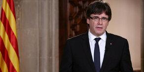 Katalonien: Unabhängigkeit bei Autonomie-Aufhebung