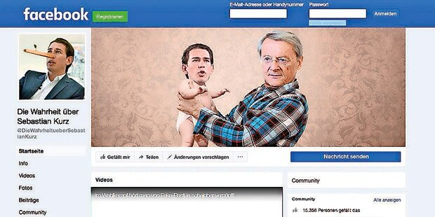 Facebook-Affäre jetzt Fall für die Justiz
