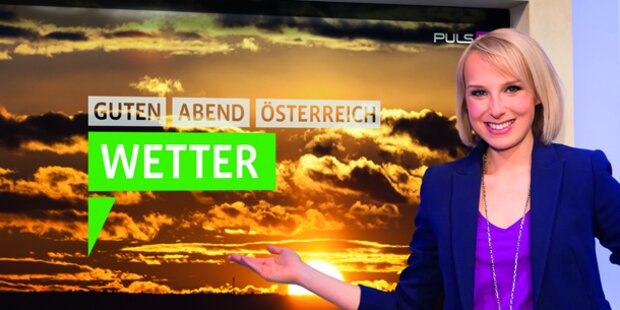 Ursula Wares neue Wetterlady auf Puls4