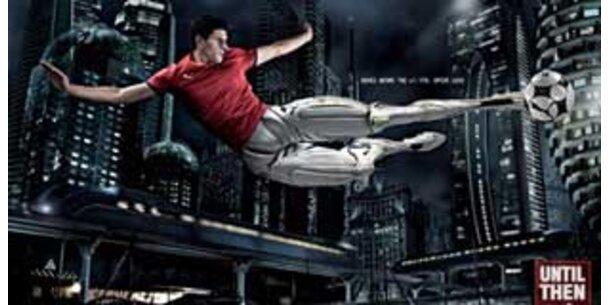 Puma inszeniert Fußball-Heroen