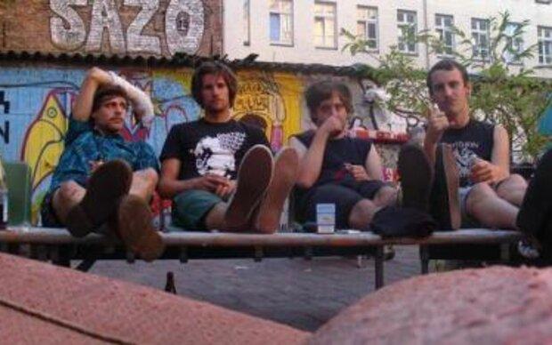 Crocus rocken in der Wiener Arena