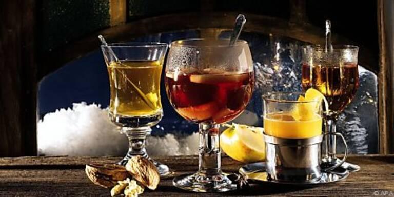 Punsch schmeckt auch ohne Rum